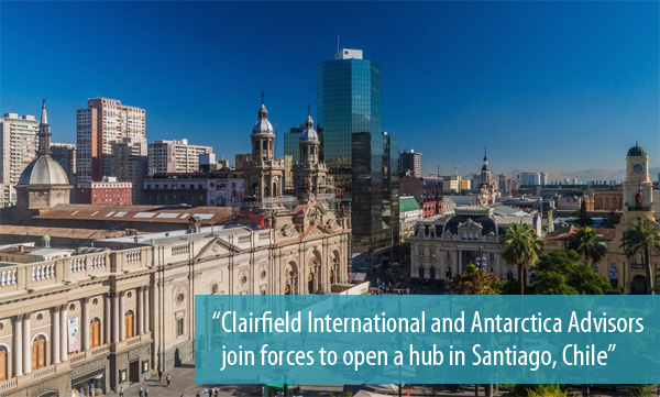 Clairfield International and Antarctica Advisors join forces