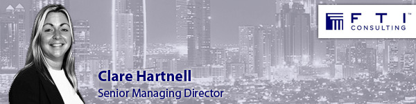 Clare Hartnell - FTI Consulting