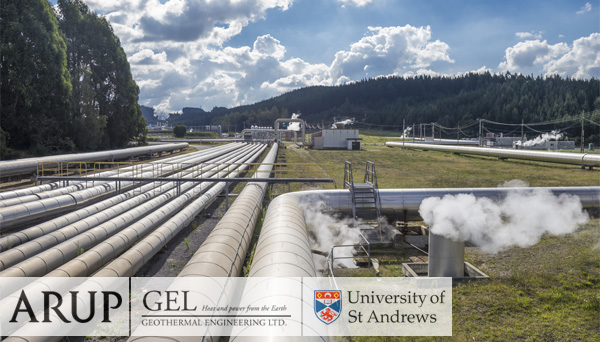 Consortium to investigate geothermal energy Scotland