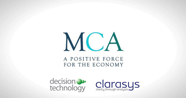 Consultancies Clarasys & Decision Technology join MCA