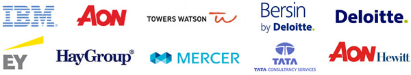 Consultancy sponsors at HR Tech event