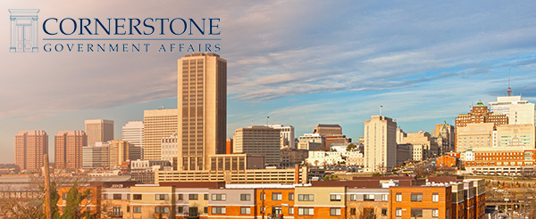 Cornerstone Government Affairs opens office in Richmond
