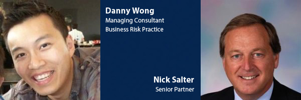 Danny Wong and Nick Salter - Barnett Waddingham