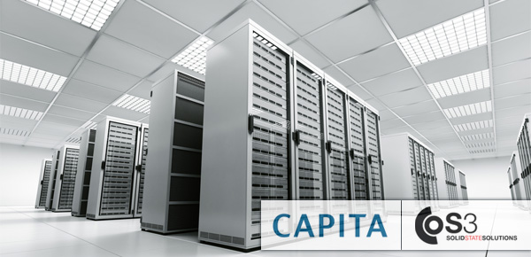 Data Centre - Capita and S3