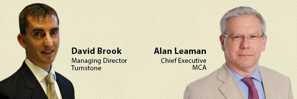 David Brook - Alan Leaman