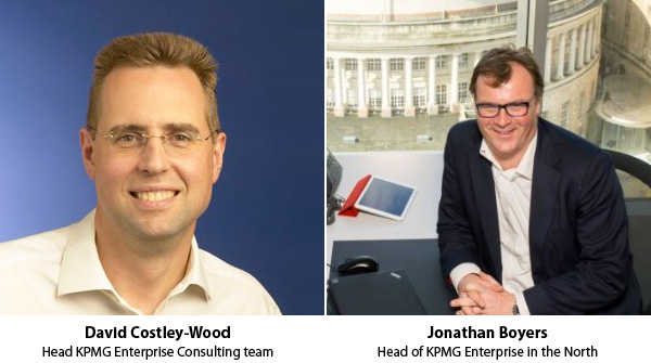 David Costley-Wood and Jonathan Boyers - KPMG