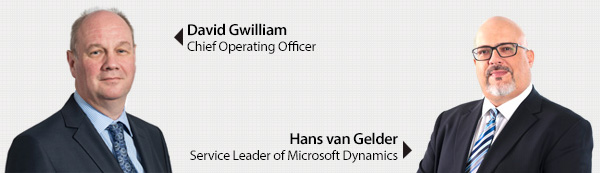 David Gwilliam - Hans van Gelder