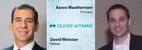 David Winsier and Aaron Weatherman - Oliver Wyman