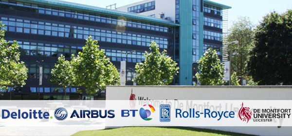 Deloitte, Airbus, BT and Rolls-Royce support DMU
