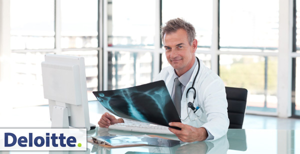 Deloitte - Virtual doctor visits reach inflection point
