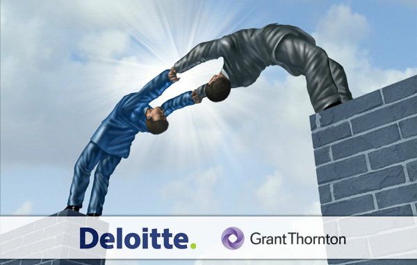 Deloitte Grant Thornton Merger Philippines