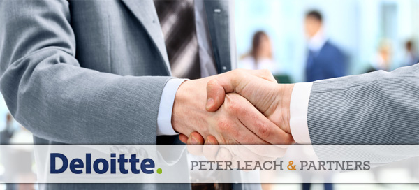 Deloitte buys Peter Leach and Partners