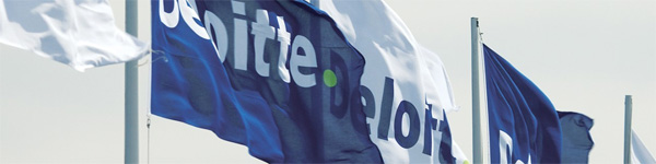 Deloitte flags