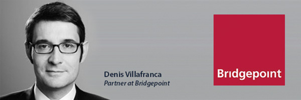 Denis Villafranca, partner at Bridgepoint