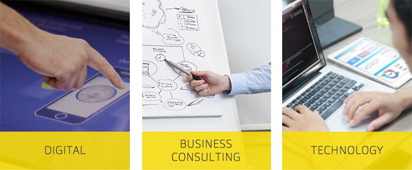 Digital - Business Consulting - Technology