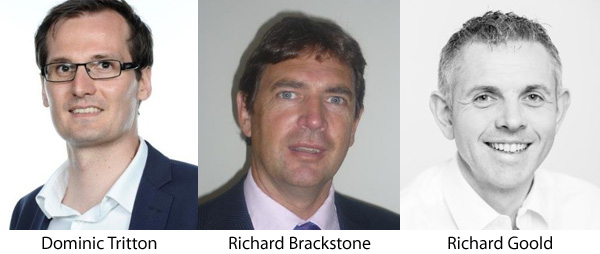 Dominic Tritton | Richard Brackstone | Richard Goold