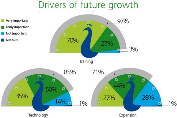 Drivers of future growth
