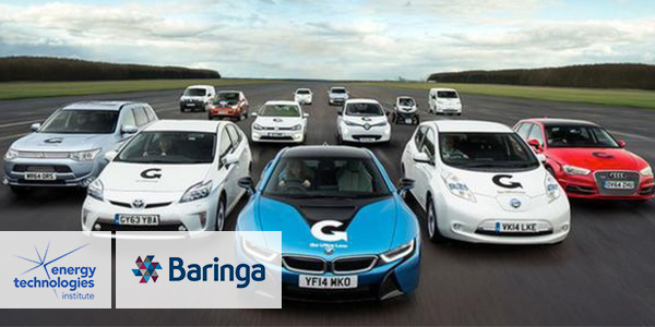 ETI appoints Baringa support plug-in vehicles project