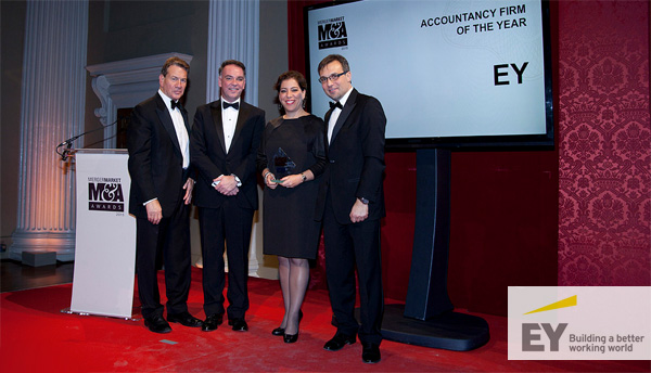 EY - Accountancy Firm of the Year
