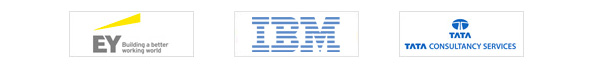 EY - IBM and TATA Consultancy Services