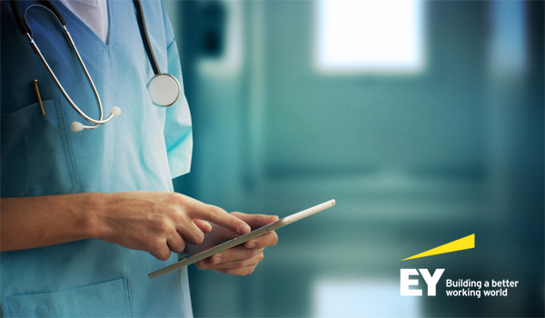 EY launches new technology driven Healthcare practice