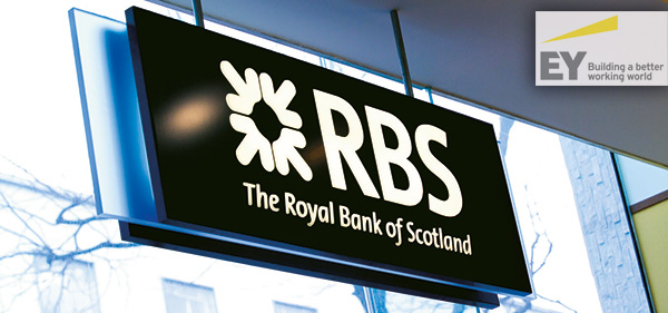 EY new auditor Royal Bank of Scotland