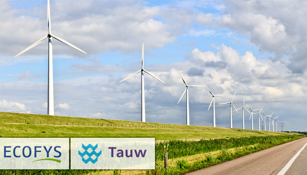 Ecofys and Tauw intensify wind energy cooperation