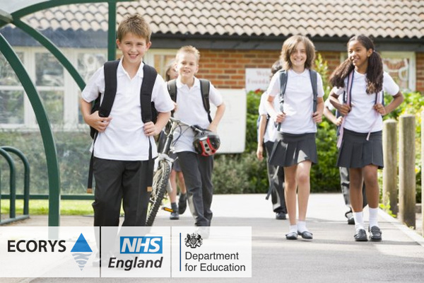 Ecorys UK evaluates mental health provision for schools