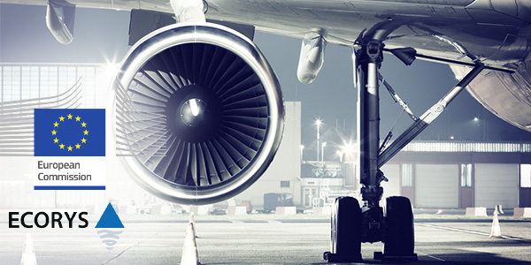 Ecorys part of EC report into EU aviation sector