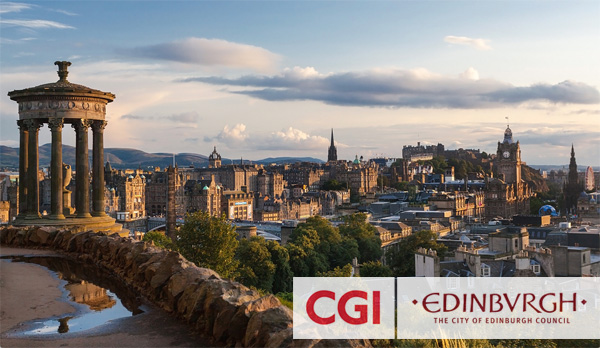 Edinburgh Council selects CGI for ICT contract