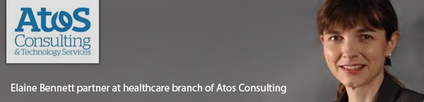 Elaine Bennett partner at Atos Consulting