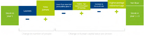 Enhancing SSE's human capital value