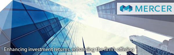 Enhancing investment returns, enhancing the firms offering