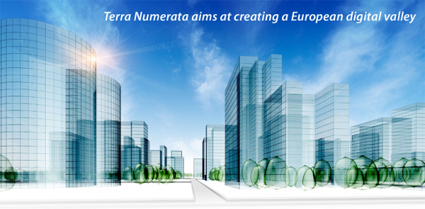 Terra Numerata aims at creating a European digital valley