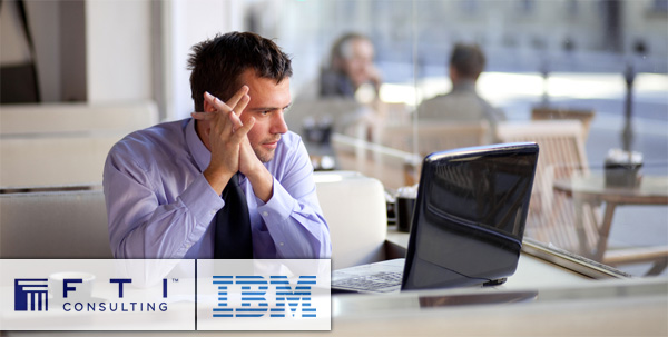 FTI Consulting & IBM sign e-discovery software deal