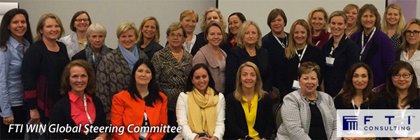 FTI WIN Global Steering Committee