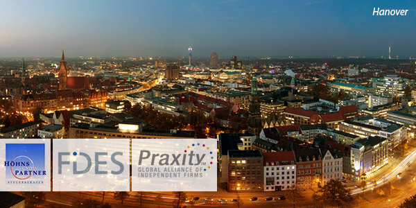 Fides acquires Höhns and Partners, expands Praxity alliance