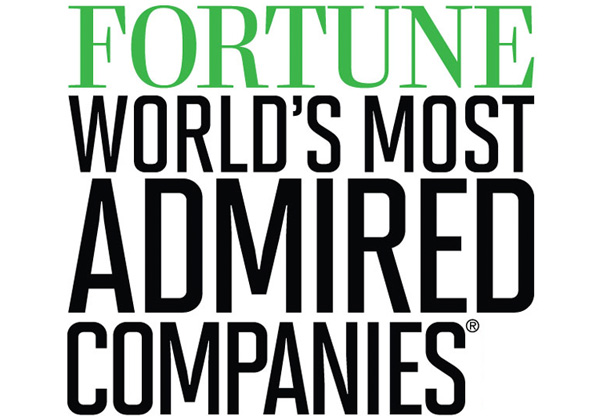 Fortune World Most Admired Companies