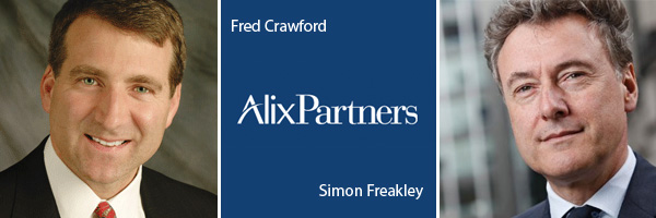 Fred Crawford and Simon Freakley - AlixPartners