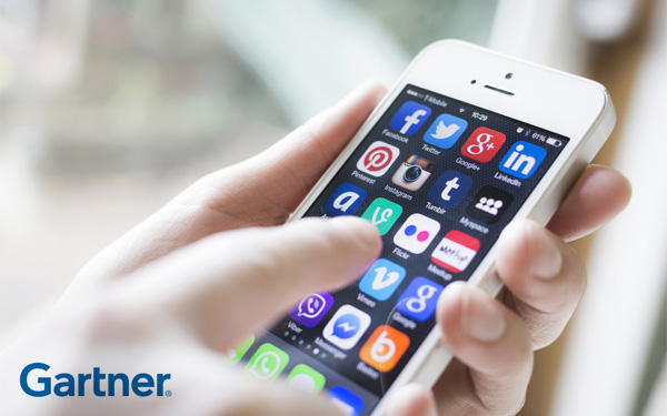 Gartner - Mobile app adoption matures as usage mellows