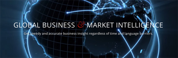 Global Business and Market Interlligence
