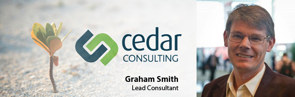 Graham Smith - Cedar Consulting