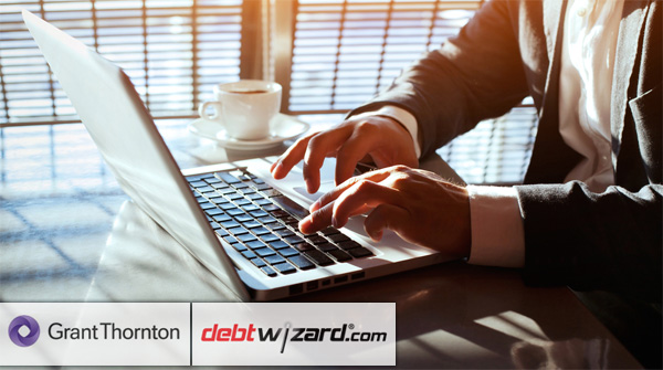Grant Thornton UK buys online debt firm DebtWizard