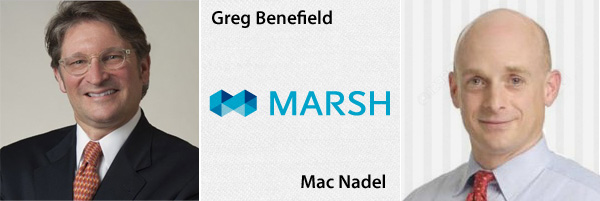Greg Benefield and Mac Nadel - Marsh