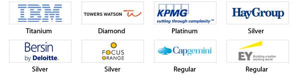 HR Tech Europa Amsterdam - Sponsers