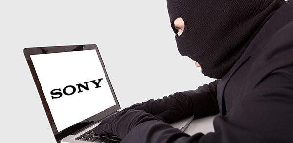 Hackers get into systems of sony