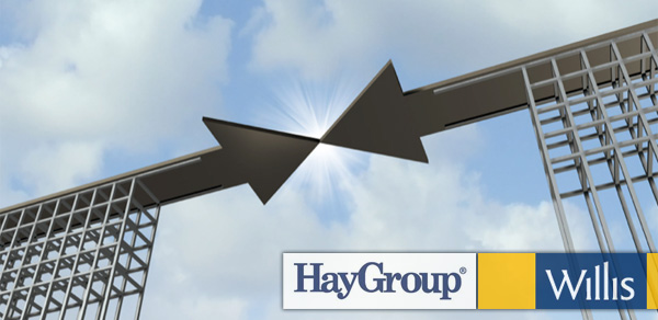 Hay Group and Willis Group exchange clients