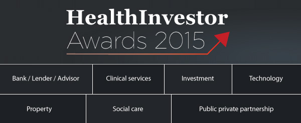 HealthInvestor Awards 2015