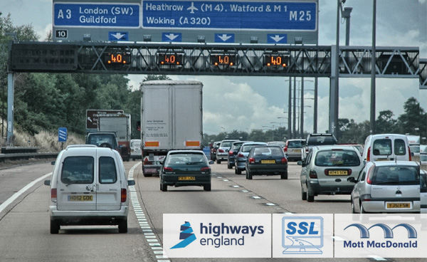 Highways England awards contract to Mott MacDonald