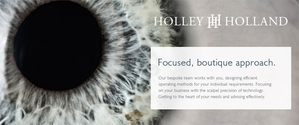 Holley Holland - Focused, boutique approach